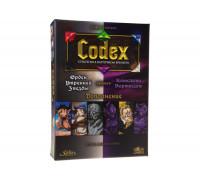 Настольная игра Codex. Белые против Фиолетовых (Кодекс. Орден Утренней Звезды против Конклава Вортоссов)
