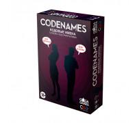 Настольная игра Codenames: Deep Undercover (Коднеймс: Под прикрытием, Кодовые имена)