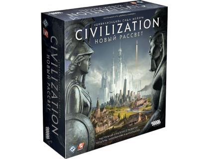 Настольная игра Цивилизация Сида Мейера: Новый рассвет