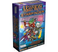 Настольная игра Манчкин. Starfinder
