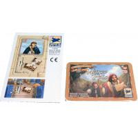 Настольная игра The Voyages of Marco Polo: The Secret Paths of Marco Polo (Марко Поло)