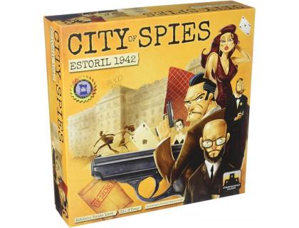 Настольная игра City of Spies: Estoril 1942
