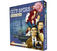 Настольная игра City of Spies: Double Agent