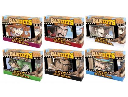 Настольная игра Colt Express: Bandits (Кольт Экспресс: Бандиты)