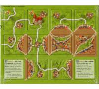 Настольная игра Carcassonne Das Fest 2015 (Каркассон: Фестиваль 2015)