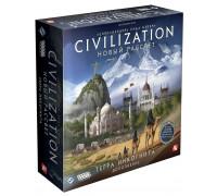 Настольная игра Цивилизация. Новый рассвет: Терра Инкогнита