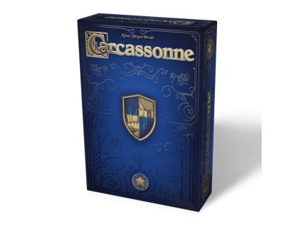 Настольная игра Каркассон Юбилейное издание (Carcassonne: 20th Anniversary Edition)