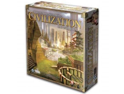 Настольная игра Цивилизация Сида Мейера (Sid Meier's Civilization: The Board Game)