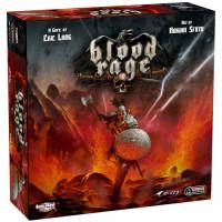 Настольная игра Blood Rage (Кровь и ярость) русское издание
