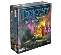 Настольная игра Descent: Тень Нерекхолла (вторая редакция) - Shadow of Nerekhall