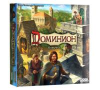 Настольная игра Dominion: Intrigue (Доминион: Интрига) американское издание