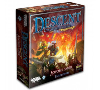 Настольная игра Descent: Логово Змея (Descent: Lair of the Wyrm)