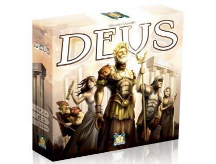 Настольная игра Deus