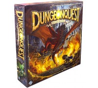 Настольная игра DungeonQuest