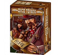 Настольная игра Dice Town Expansion: Truands (Дайс Таун: Бандиты)