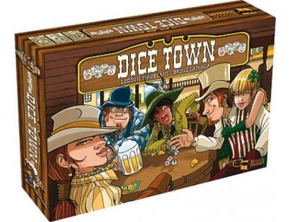 Настольная игра Dice Town (Дайс Таун)