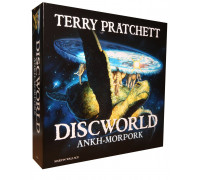 Настольная игра Discworld: Ankh-Morpork (Плоский мир: Анк-Морпорк)