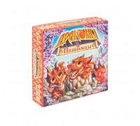 Настольная игра Драконы - питомцы