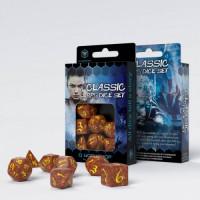 Набор кубиков для RPG Classic (Классические: цветные)
