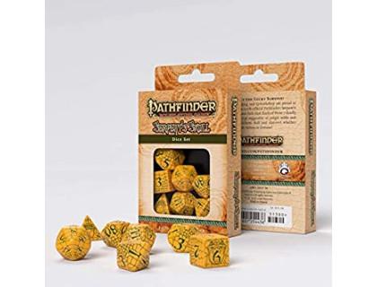 Набор кубиков для Pathfinder: Serpent's Skull