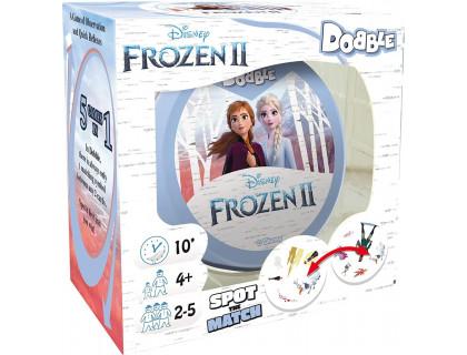 Настольная игра Dobble Frozen 2 (Доббль Холодное сердце)