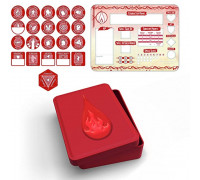 Настольная игра D&D RPG: Sorcerer Token Set