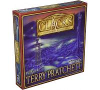 Настольная игра Clacks: A Discworld Board Game (Плоский мир: Семафоры)