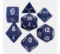 Набор кубиков для RPG с блёстками (RPG Sequins Dice)