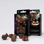 Набор кубиков для RPG Halloween Pumpkin Dice Set