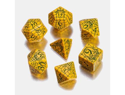 Набор кубиков для RPG Исследователь (RPG Pathfinder Dice)