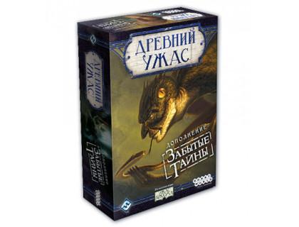 Настольная игра Древний ужас: Забытые тайны (Eldritch Horror: Forsaken Lore)