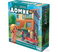 Настольная игра Домик (Dream Home)