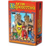 Настольная игра Дети Каркассона (The Kids of Carcassonne)