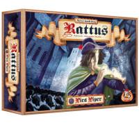 Настольная игра Rattus: Pied Piper (Эпидемия: Крысолов)