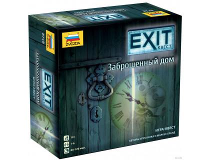Настольная игра EXIT: Квест – Заброшенный дом