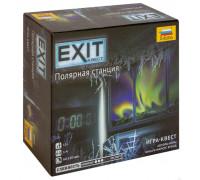 Настольная игра EXIT: Квест – Полярная станция