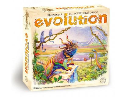 Настольная игра Эволюция. Естественный отбор (Evolution)
