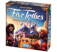 Настольная игра Five Tribes (Пять племён)