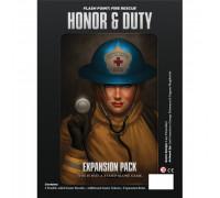 Настольная игра 01 Большой Пожар: Честь и долг (Flash Point Fire Rescue: Honor & Duty)