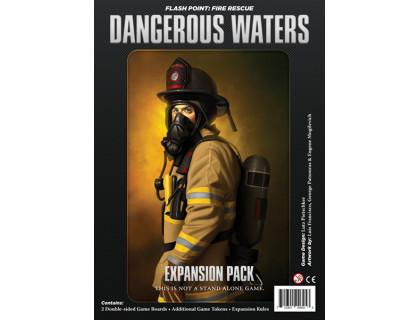Настольная игра 01 Большой Пожар: Опасные воды (Flash Point Fire Rescue: Dangerous Waters)