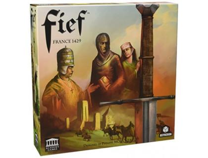 Настольная игра Fief - France 1429 (европейское издание)