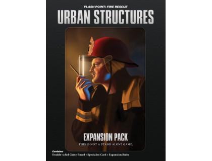 Настольная игра 01 Большой Пожар: Городские сооружения (Flash Point Fire Rescue: Urban Structures)