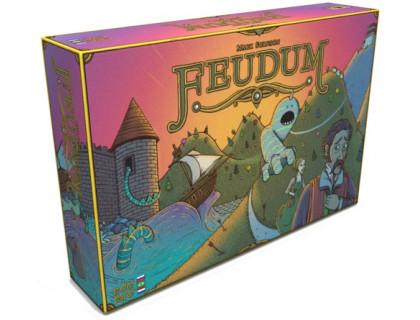 Настольная игра Феод (Feudum)