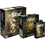 Настольная игра Fallout + Fallout: Новая Калифорния + Fallout: Атомные узы