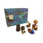 Настольная игра Feudum: Rudders & Ramparts (Феод. Штурмы и штурвалы)