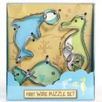 Головоломка First Wire Puzzle Set Aquatic