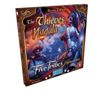 Настольная игра Five Tribes: The Thieves of Naqala
