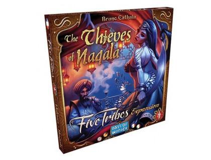 Настольная игра Five Tribes: The Thieves of Naqala (Пять племен)