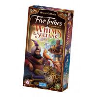Настольная игра Five Tribes: Whims of the sultan (Пять племен)