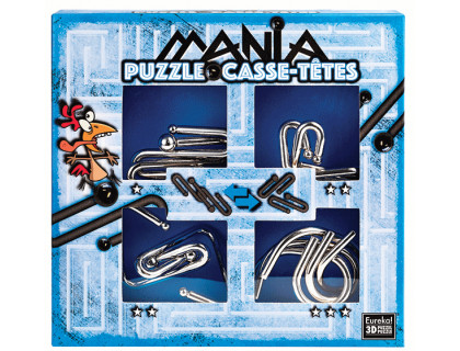 Головоломка Puzzle Mania Blue